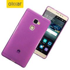 FlexiShield Huawei Mate S Case - Purple