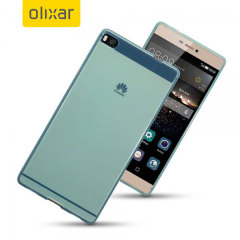FlexiShield Huawei P8 Case - Blue