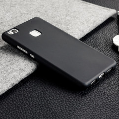 Flexishield Huawei P9 Lite Gel Case - Solid Black