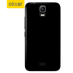 Flexishield Huawei Y3 Gel Case - Solid Black