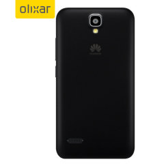 FlexiShield Huawei Y5 Gel Case - Smoke Black