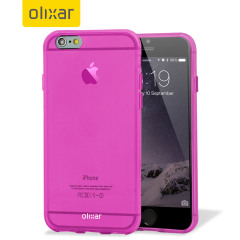 FlexiShield iPhone 6 Case - Pink
