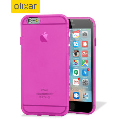 FlexiShield iPhone 6S Gel Case - Pink