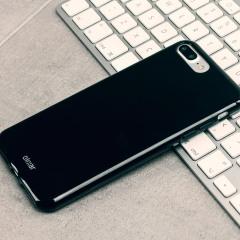 FlexiShield iPhone 7 Plus Gel Case - Black