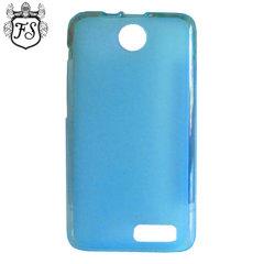 FlexiShield Lenovo A526 Case - Blue