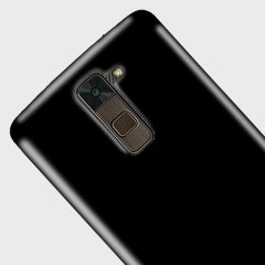 FlexiShield LG G Stylo 2 Plus Gel Case - Solid Black