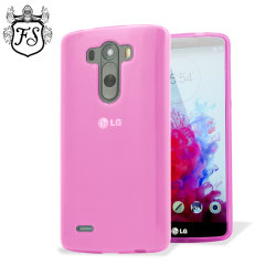 Flexishield LG G3 Case - Pink