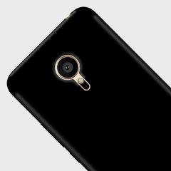 FlexiShield Meizu Pro 5 Gel Case - Solid Black