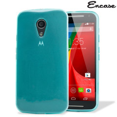 Flexishield Moto G 2nd Gen Case - Blue