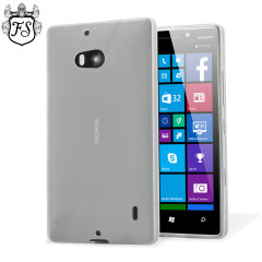 FlexiShield Nokia Lumia 930 Gel Case - Frost White