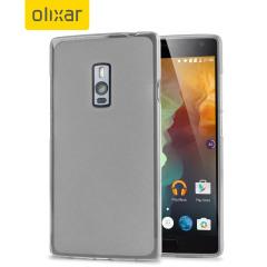 FlexiShield OnePlus 2 Gel Case - Frost White