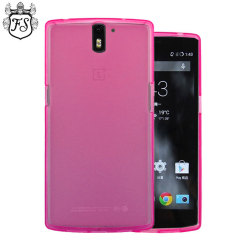 Flexishield OnePlus One Case - Pink