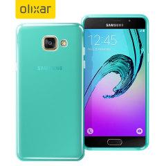 FlexiShield Samsung Galaxy A5 2016 Gel Case - Blue