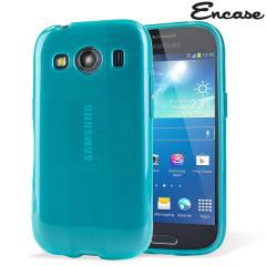 Flexishield Samsung Galaxy Ace 4 Gel Case - Blue