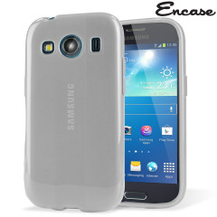 Flexishield Samsung Galaxy Ace 4 Gel Case - Frost White