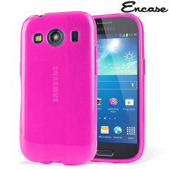 Flexishield Samsung Galaxy Ace 4 Gel Case - Hot Pink