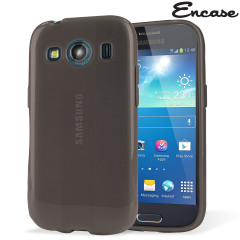 Flexishield Samsung Galaxy Ace 4 Gel Case - Smoke Black