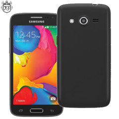FlexiShield Samsung Galaxy Avant Case - Black
