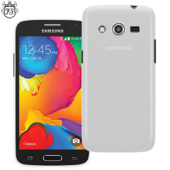 FlexiShield Samsung Galaxy Avant Case - Frost White