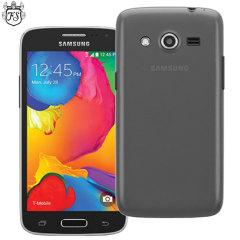 FlexiShield Samsung Galaxy Avant Case - Smoke Black