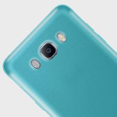 FlexiShield Samsung Galaxy J7 2016 Gel Case - Blue