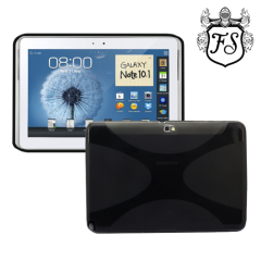 FlexiShield Samsung Galaxy Note 10.1 Case - Black