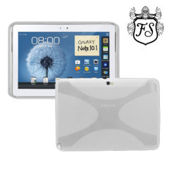 FlexiShield Samsung Galaxy Note 10.1 Case - White