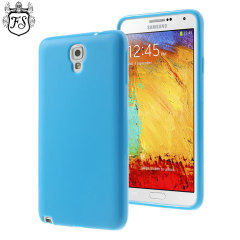 FlexiShield Samsung Galaxy Note 3 Neo Case - Blue