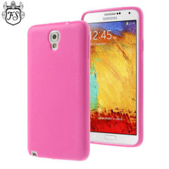 FlexiShield Samsung Galaxy Note 3 Neo Case - Pink