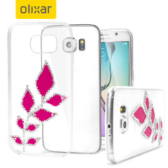 FlexiShield Samsung Galaxy S6 Gel Case - Leaf