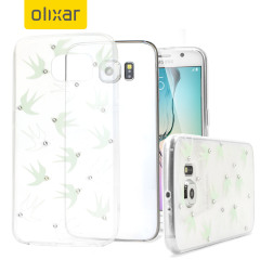 FlexiShield Samsung Galaxy S6 Gel Case - Swallow