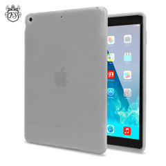 FlexiShield Skin Case for iPad Air - Frost White