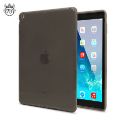FlexiShield Skin Case for iPad Air - Smoke Black