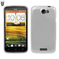 FlexiShield Skin for HTC One X - Clear