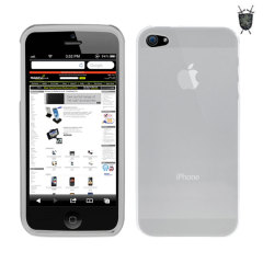 FlexiShield Skin For iPhone 5 - Clear