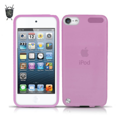 FlexiShield Skin For iPod Touch 5G - Purple