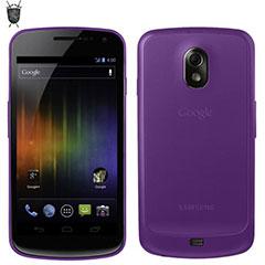 FlexiShield Skin For Samsung Galaxy Nexus - Purple