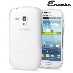 FlexiShield Skin For Samsung Galaxy S3 Mini - Frost White