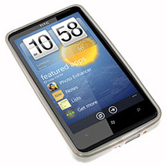 FlexiShield Skin For The HTC HD7 - Clear