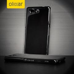 FlexiShield Sony Xperia A4 Gel Case - Black