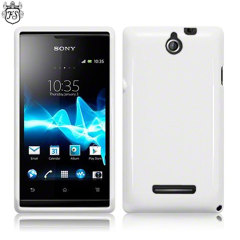 Flexishield Sony Xperia E Case - White