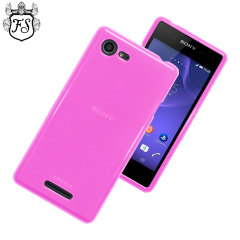 FlexiShield Sony Xperia E3 Case - Pink