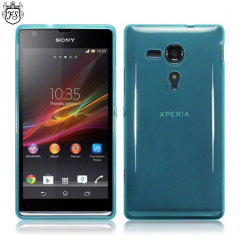 Flexishield Sony Xperia SP Case - Blue