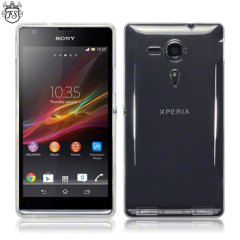 Flexishield Sony Xperia SP Case - Clear