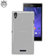 Flexishield Sony Xperia T3 Case - Frost White