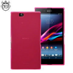 FlexiShield Sony Xperia Z Ultra Case - Pink