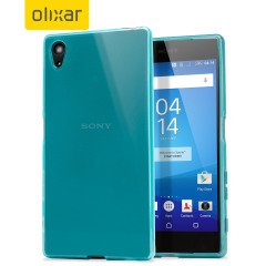 FlexiShield Sony Xperia Z5 Case - Blue