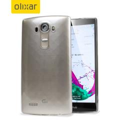 FlexiShield Ultra-Thin LG G4 Gel Case - 100% Clear