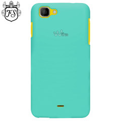 Flexishield Wiko Kite 4G Case - Blue