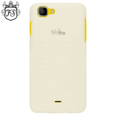 Flexishield Wiko Kite 4G Case - Frost White